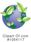 Royalty-Free (RF) Ecology Clipart Illustration #1054117