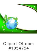 Royalty-Free (RF) Ecology Clipart Illustration #1054754