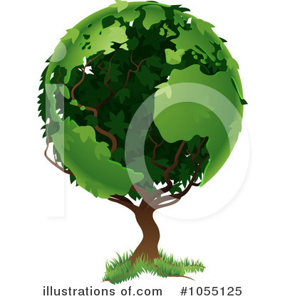 Ecology Clipart #1055125 by AtStockIllustration