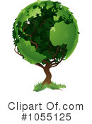 Royalty-Free (RF) Ecology Clipart Illustration #1055125