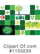 Royalty-Free (RF) Ecology Clipart Illustration #1103239