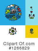 Royalty-Free (RF) Ecology Clipart Illustration #1266829
