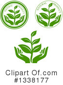 Royalty-Free (RF) Ecology Clipart Illustration #1338177