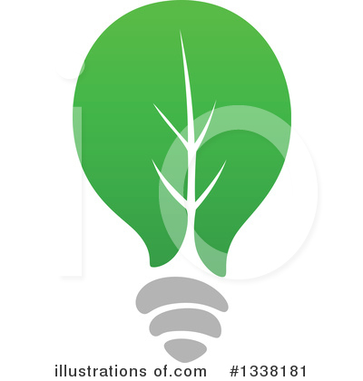 Leaf Clipart #1338181 by Vector Tradition SM