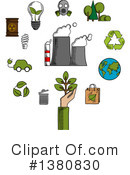 Ecology Clipart #1380830 by Vector Tradition SM