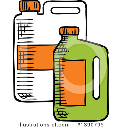 Gas Clipart #1390795 by Vector Tradition SM
