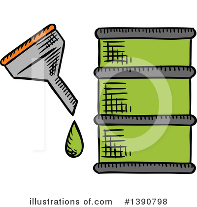 Gas Clipart #1390798 by Vector Tradition SM