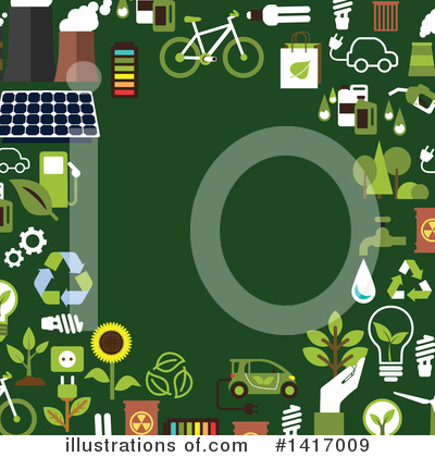 Solar Energy Clipart #1417009 by Vector Tradition SM