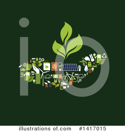 Solar Energy Clipart #1417015 by Vector Tradition SM