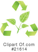 Royalty-Free (RF) ecology Clipart Illustration #21614