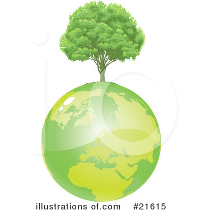 Tree Clipart #21615 by Tonis Pan