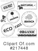Royalty-Free (RF) Ecology Clipart Illustration #217448