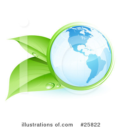 Royalty-Free (RF) Ecology Clipart Illustration by beboy - Stock Sample #25822