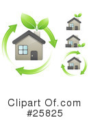 Royalty-Free (RF) Ecology Clipart Illustration #25825