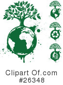 Ecology Clipart #26348 by beboy