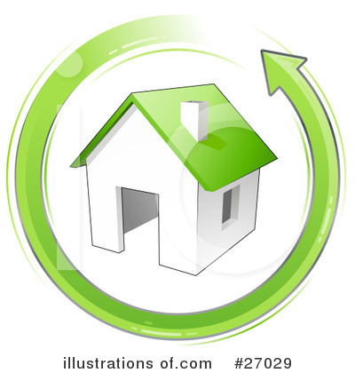 House Clipart #27029 by beboy