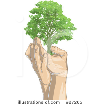 Tree Clipart #27265 by Tonis Pan