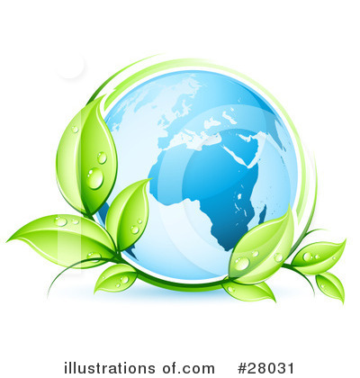 Royalty-Free (RF) Ecology Clipart Illustration by beboy - Stock Sample #28031