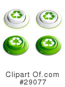 Royalty-Free (RF) Ecology Clipart Illustration #29077