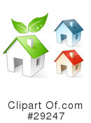 Royalty-Free (RF) Ecology Clipart Illustration #29247