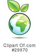 Royalty-Free (RF) Ecology Clipart Illustration #29970