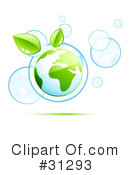 Royalty-Free (RF) Ecology Clipart Illustration #31293