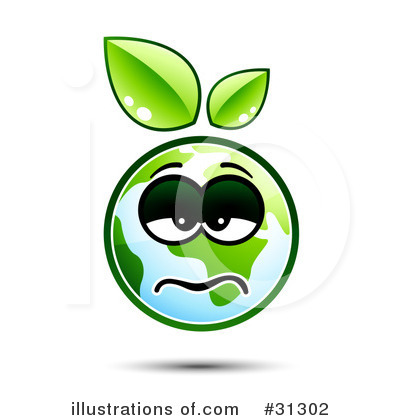 Royalty-Free (RF) Ecology Clipart Illustration by beboy - Stock Sample #31302