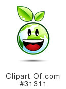 Royalty-Free (RF) ecology Clipart Illustration #31311