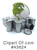 Royalty-Free (RF) Ecology Clipart Illustration #43624