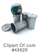 Royalty-Free (RF) Ecology Clipart Illustration #43625