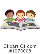 Royalty-Free (RF) Education Clipart Illustration #1070008