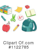 Royalty-Free (RF) education Clipart Illustration #1122785