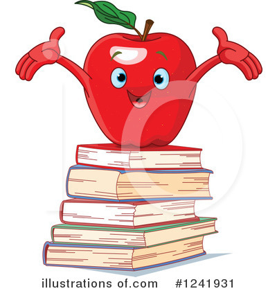 Apples Clipart #1241931 by Pushkin