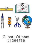 Royalty-Free (RF) Education Clipart Illustration #1264736