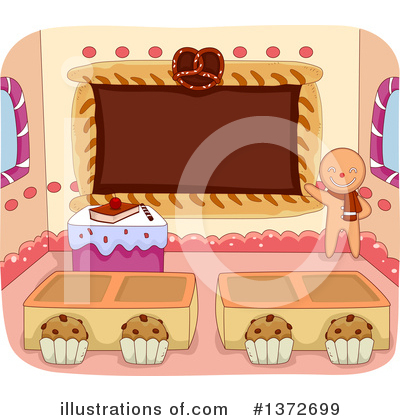 Cake Clipart #1372699 by BNP Design Studio