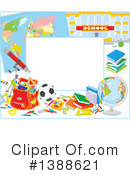 Education Clipart #1388621 by Alex Bannykh