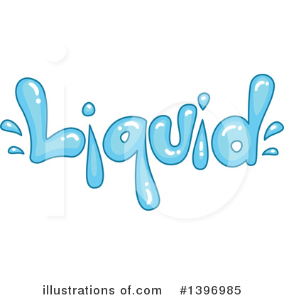 Liquid Clipart #1396985 by BNP Design Studio