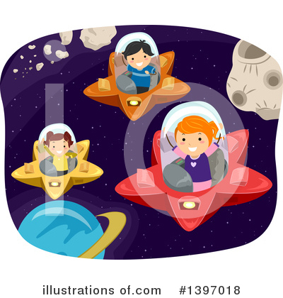 Ufo Clipart #1397018 by BNP Design Studio