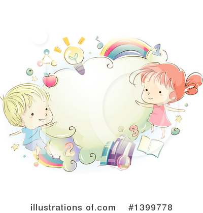 Frame Clipart #1399778 by BNP Design Studio