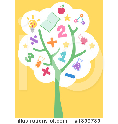 Royalty-Free (RF) Education Clipart Illustration by BNP Design Studio - Stock Sample #1399789