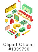 Education Clipart #1399790 by BNP Design Studio