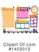 Education Clipart #1403013 by BNP Design Studio