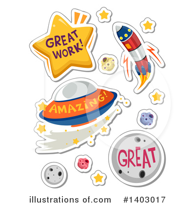 Ufo Clipart #1403017 by BNP Design Studio