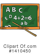 Royalty-Free (RF) Education Clipart Illustration #1410450