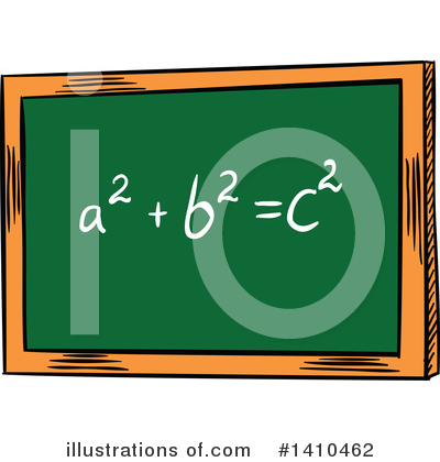 Algebra Clipart #1410462 by Vector Tradition SM