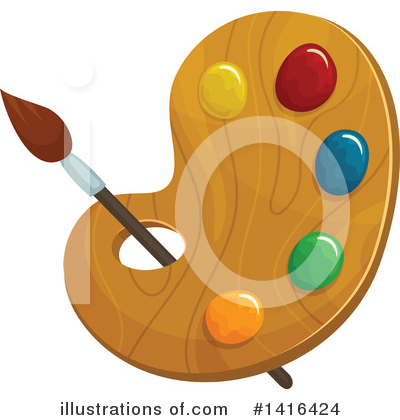 Art Clipart #1416424 by Vector Tradition SM