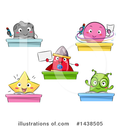 Alien Clipart #1438505 by BNP Design Studio