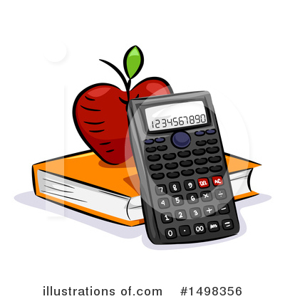 Math Clipart #1498356 by BNP Design Studio