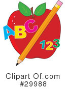 Education Clipart #29988 by Maria Bell