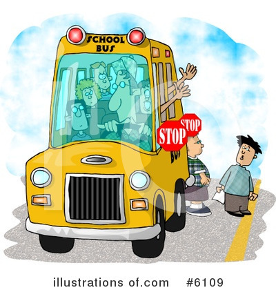 Royalty-Free (RF) Education Clipart Illustration by Dennis Cox - Stock Sample #6109